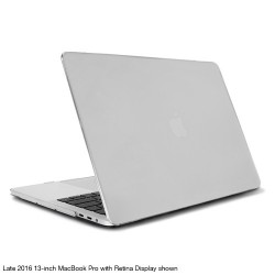 "Funda HardShell MacBook 12"" 2015 / 2018 Trans"