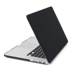 "Funda HardShell MacBook Pro 13"" 2012 / 2015 Negra"