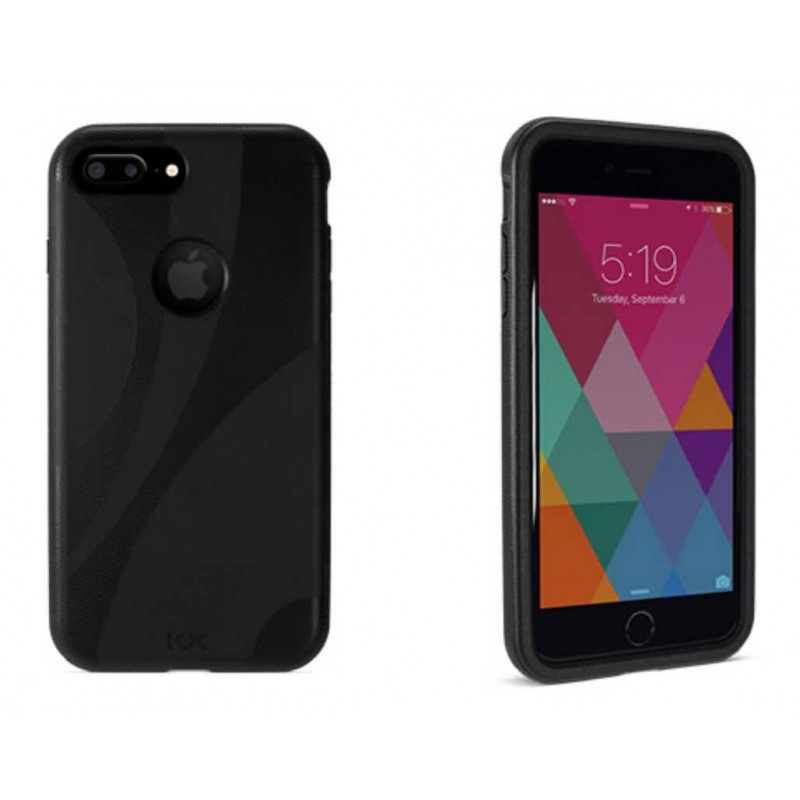 Funda Nuguard KX iPhone 7 Plus Negro