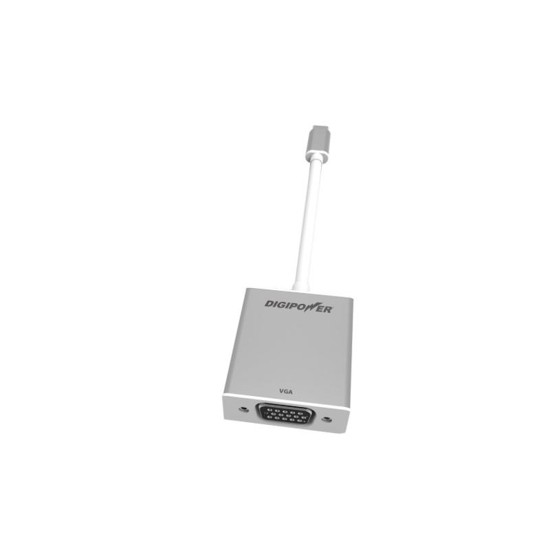 Cable Adaptador USB - C a VGA