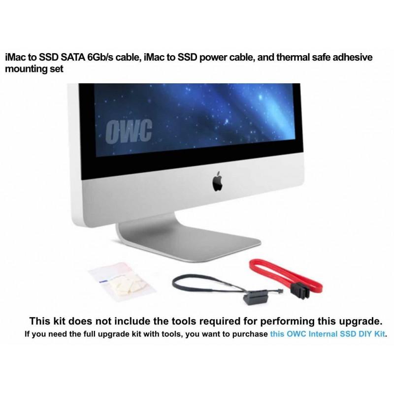 Cable Sata iMac 21 2011- Kit 3er disco