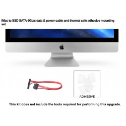 Cable Sata iMac 27 2011- Kit 3er disco