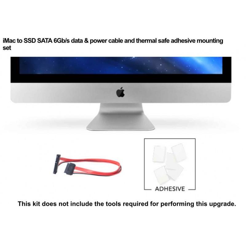 Cable Sata iMac 27 2011- Kit 3er disco