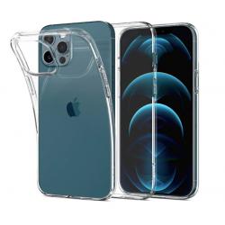 Funda Spigen Liquid Crystal iPhone 12 Pro Max